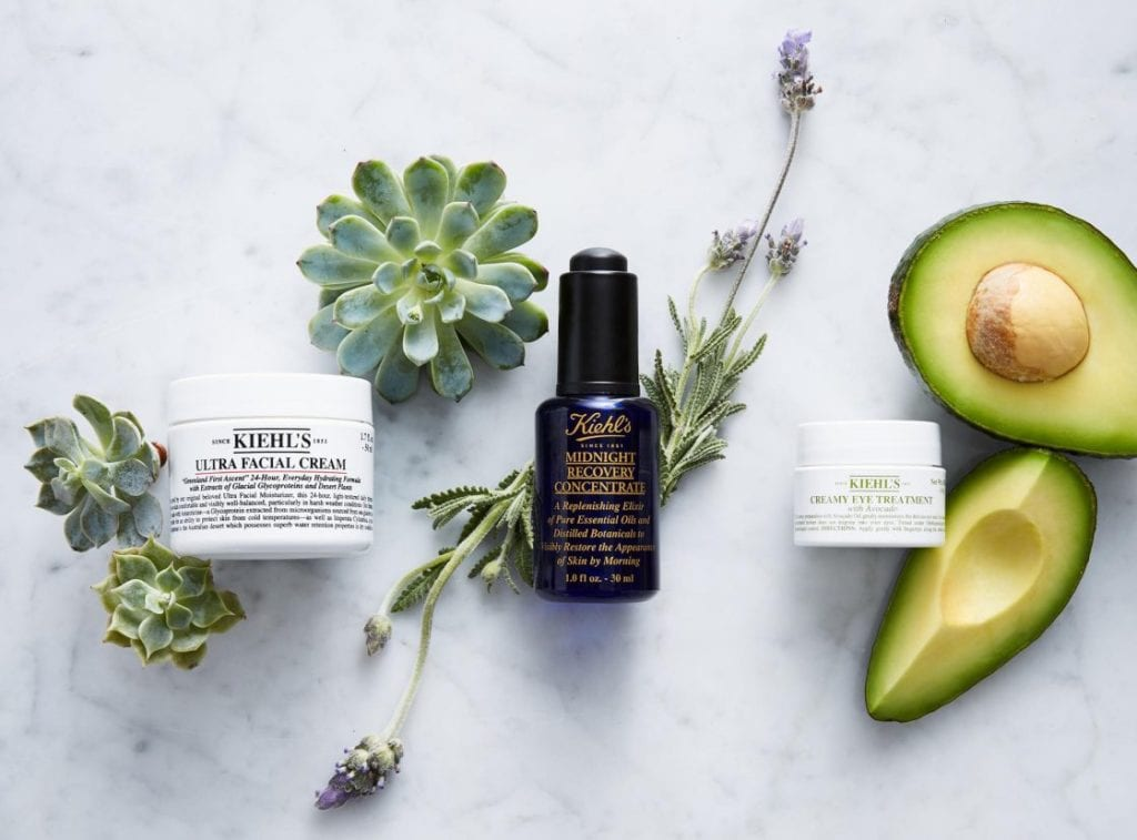 Beauty Review: Kiehl's Midnight Recovery de Kiehl's.